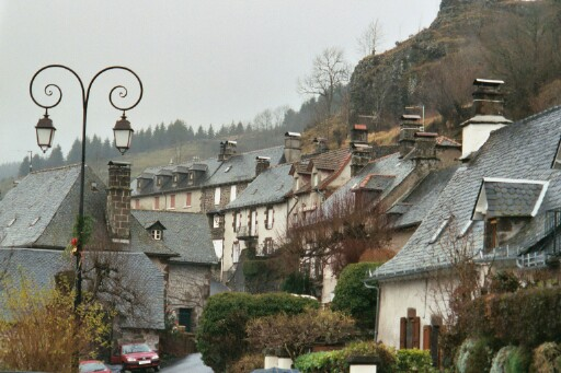 the village of Tournemire