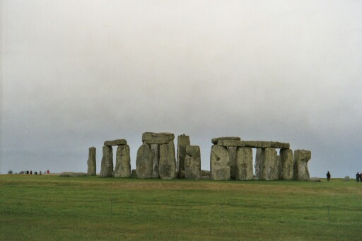 view of the henge